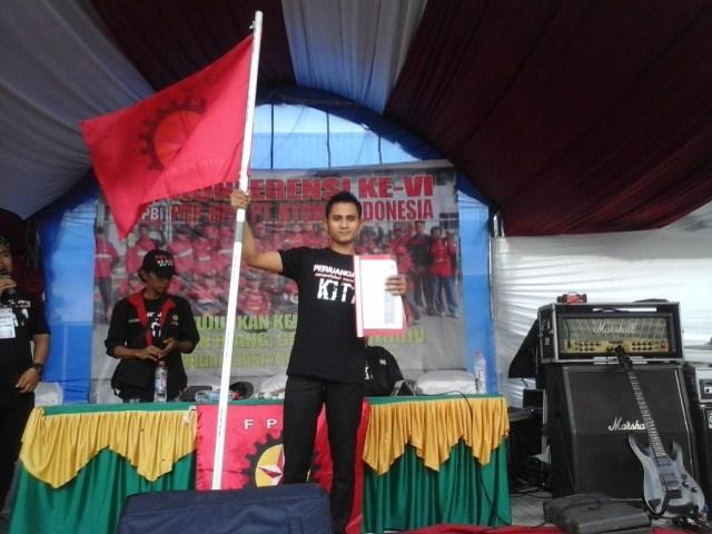 Selamat atas terpilihnya Bpk Wahyudin Menjadi Ketua PTP PT Kyowa