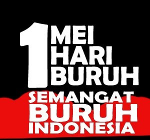 sejarah may day indonesia