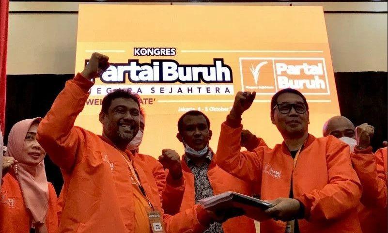 Struktur Kepengurusan Partai Buruh 2021 2026